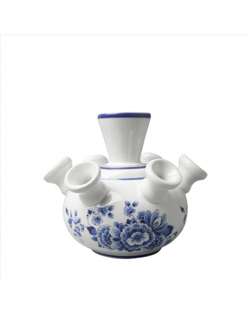 Tulpenvaas Bloem klein Delfts blauw