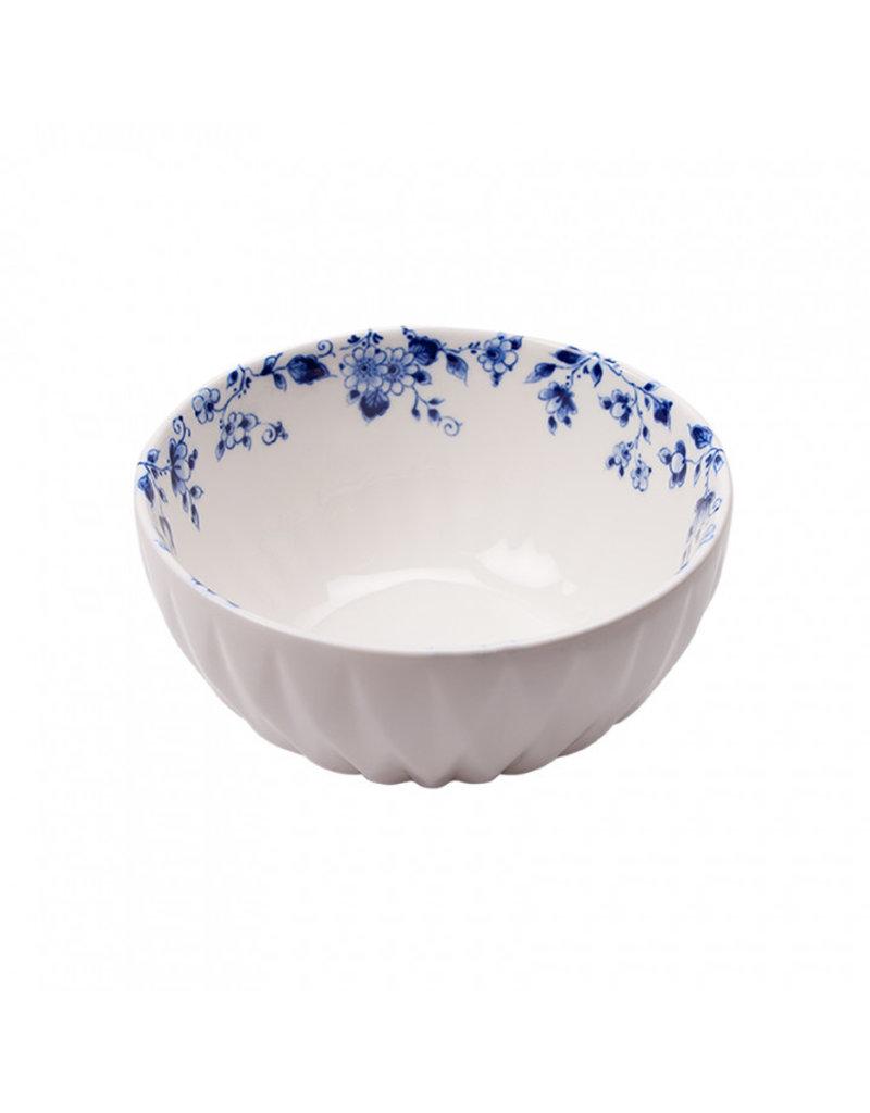 Dipping Bowl blue fold