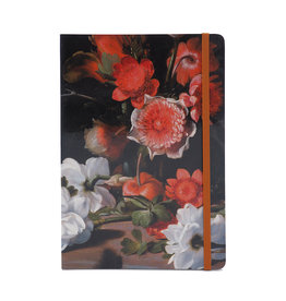 Notitieboek A5 Bloemen de Bray
