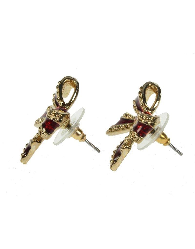 Earrings bow