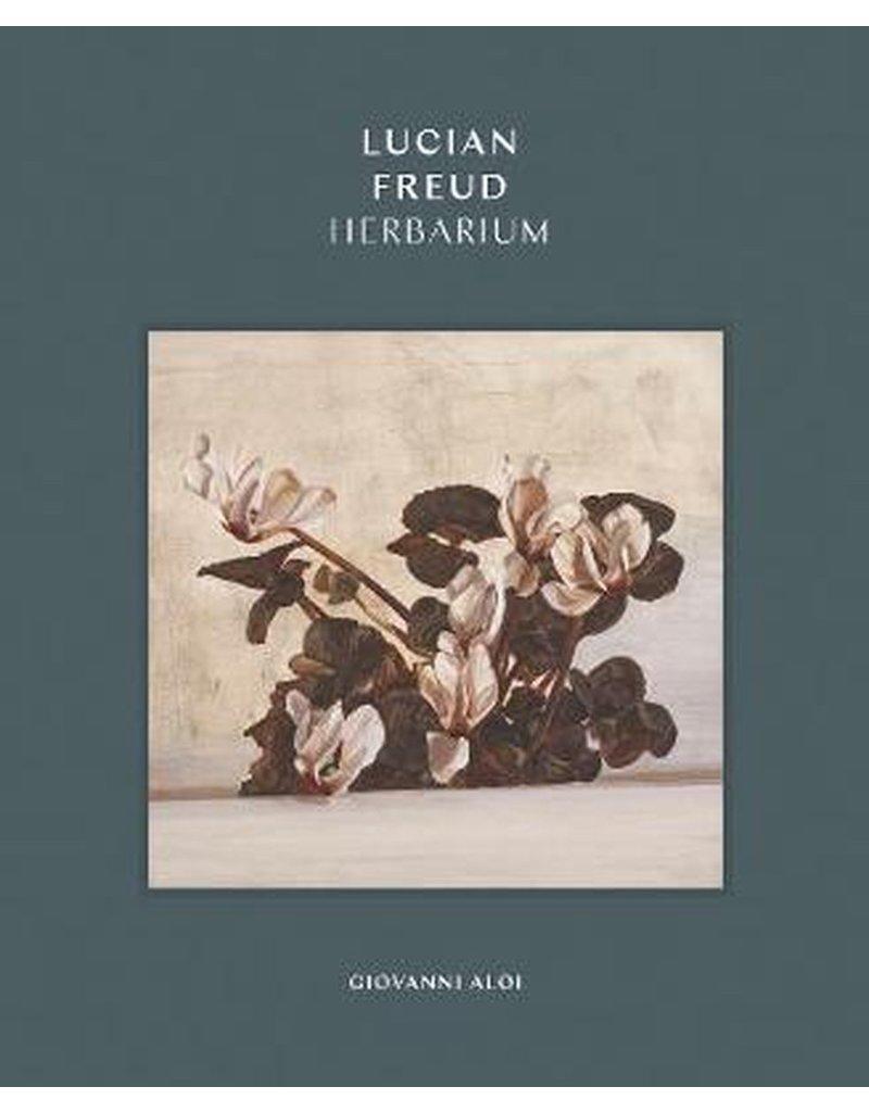 Lucian Freud Herbarium - engels