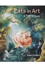 Cats in Art, A Pop-Up Book - engels