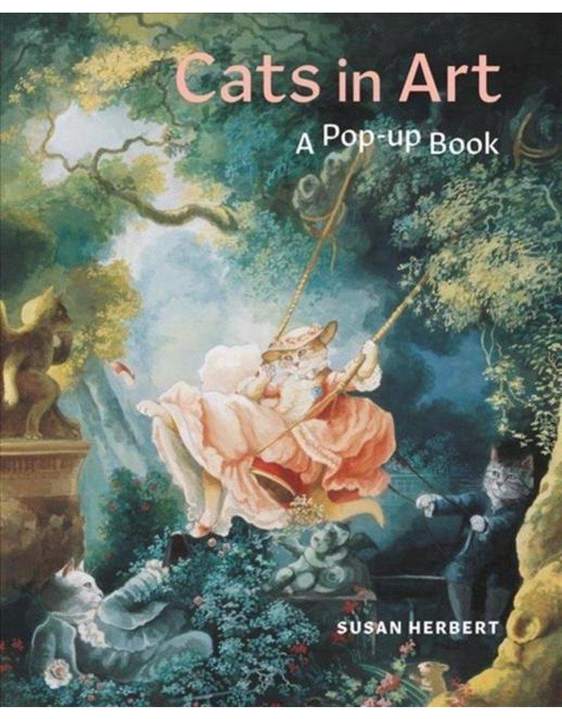 Cats in Art, A Pop-Up Book