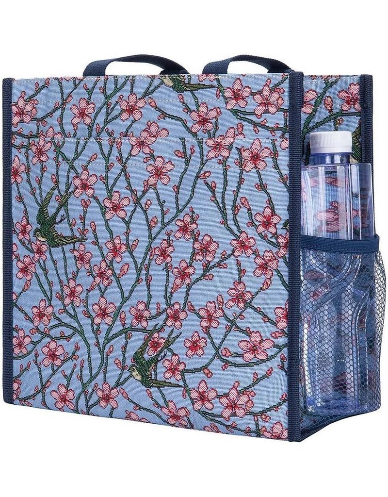 Shopper tas Bloesem en zwaluw