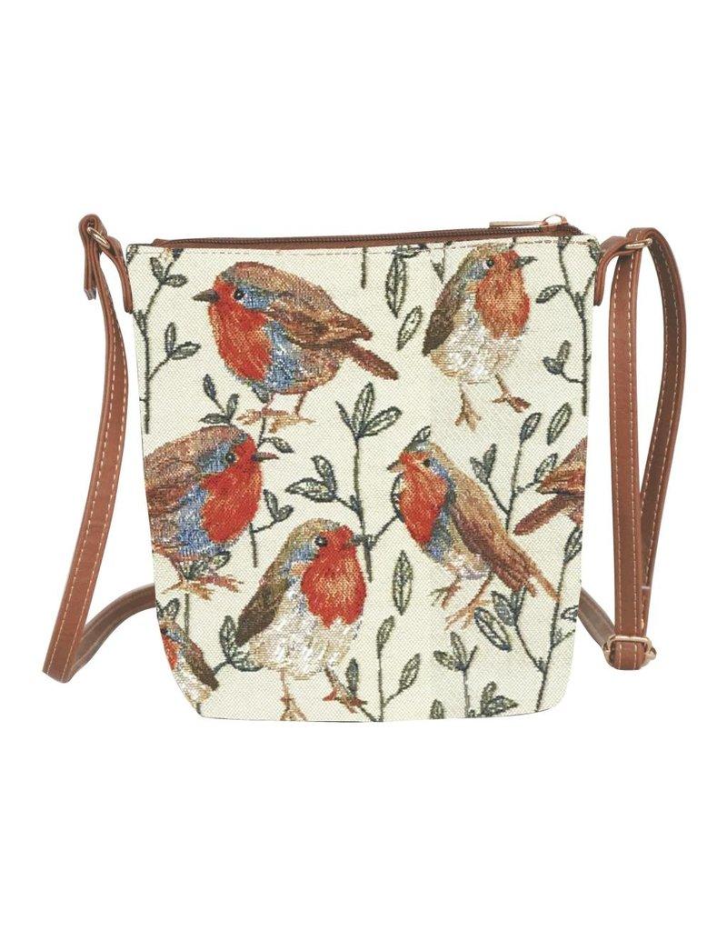 Elegant bag Gobelin Robin