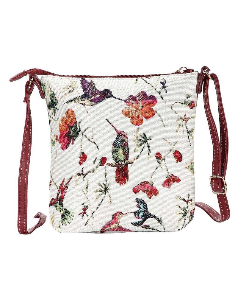 Elegant tasje Gobelin Kolibrie
