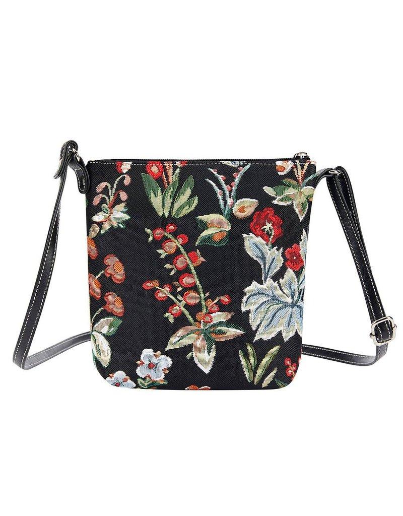 Elegant bag Gobelin Mille Fleur