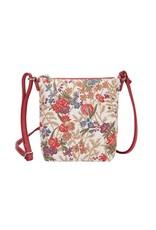 Elegant bag Gobelin Flower Meadow