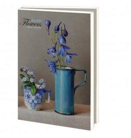 Kaartenmapje met env, Beautiful Flowers, Ingrid Smuling