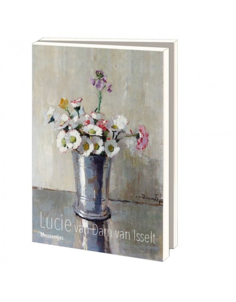 Card Wallet Daisies, Lucie van Dam van Isselt