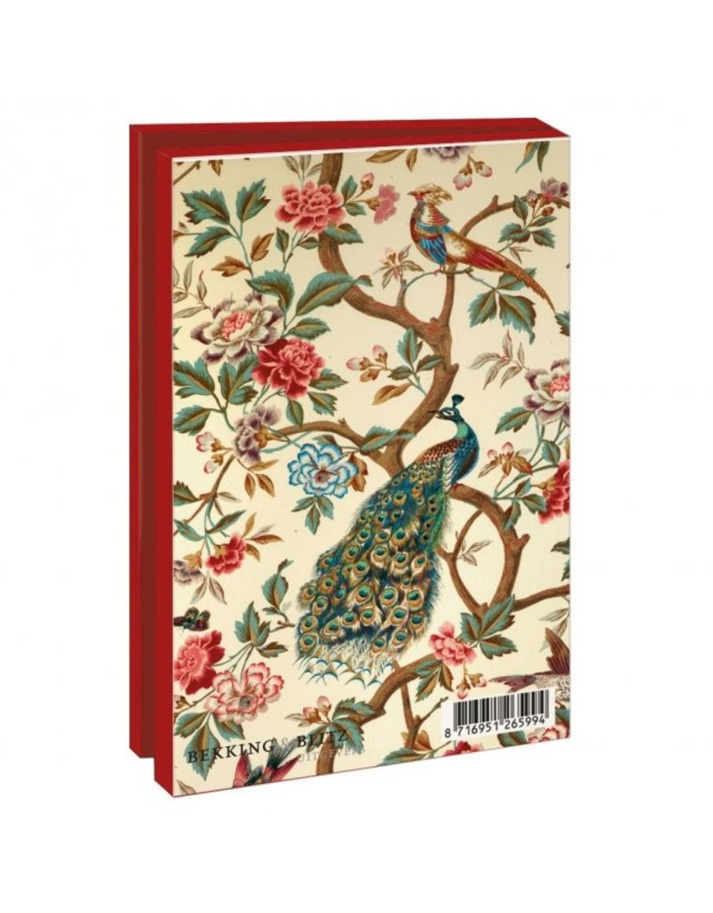 Card Wallet The Magnificent Peacock