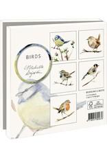 Kaartenmapje Birds, Michelle Dujardin