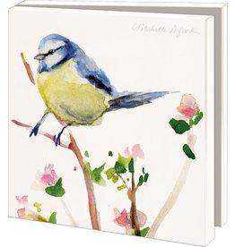 Card Wallet Birds, Michelle Dujardin