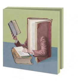 Kaartenmapje Bookart, Jonathan Wolstenholme
