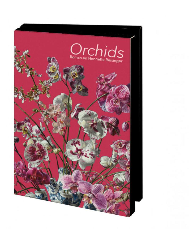 Kaartenmapje Orchids, Roman en Henriëtte Reisinger