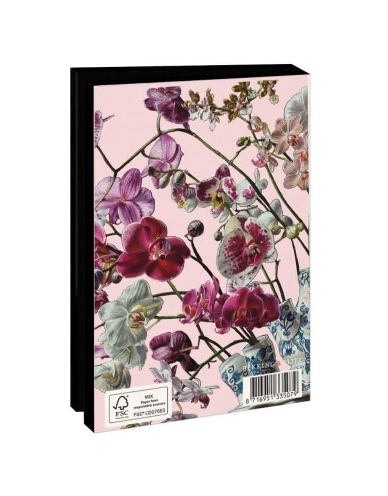 Card Wallet Orchids, Roman and Henriëtte Reisinger