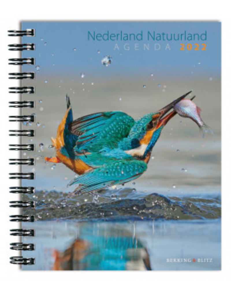 Weekly agenda for the Netherlands, natural land 2022