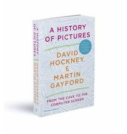 A History of Pictures - David Hockney - engels, Paperback