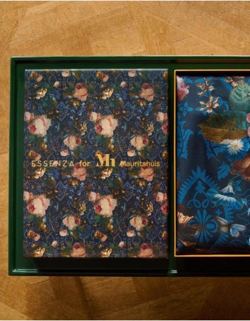 Essenza Duvet cover 260 x 220 cm Gallery of Roses Nightblue