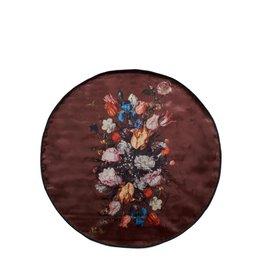 Essenza Vloerkleed 90 cm rond Beautiful Bouquet
