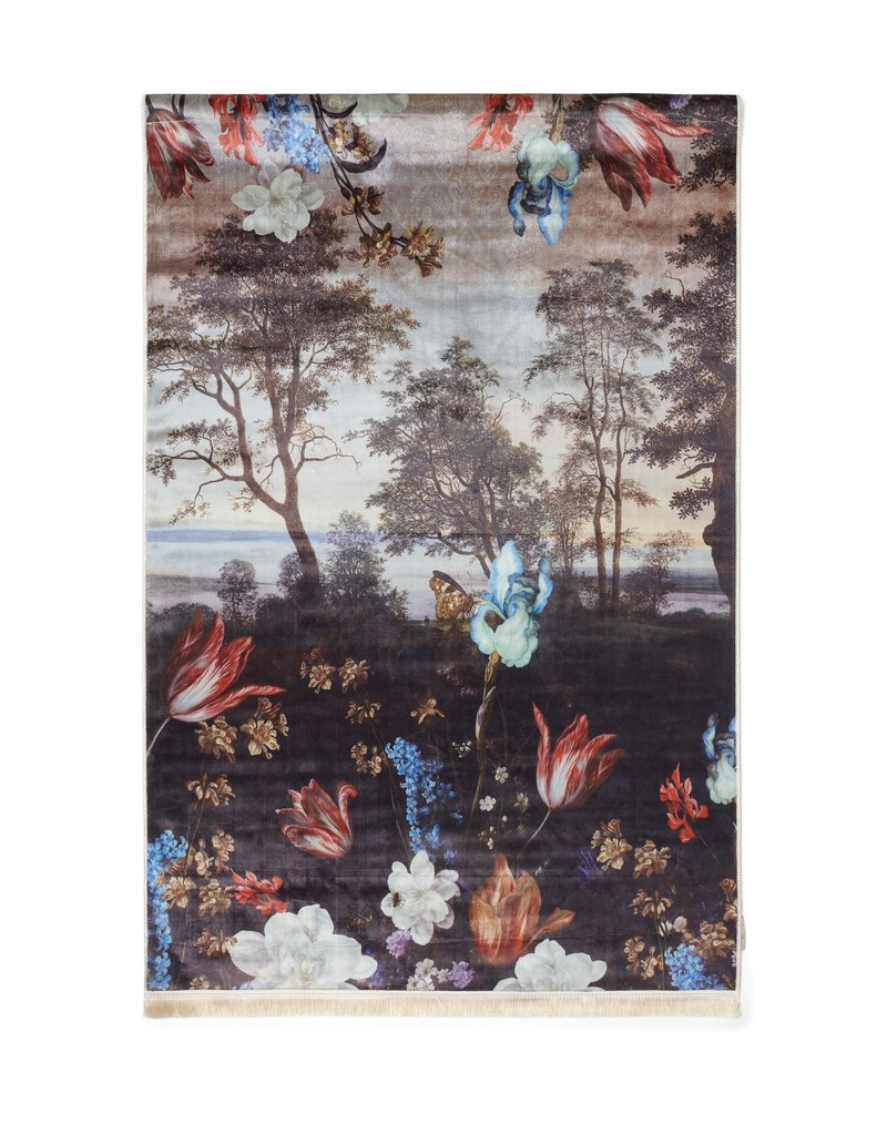 Essenza Wall carpet 120 x 180 Elegant View