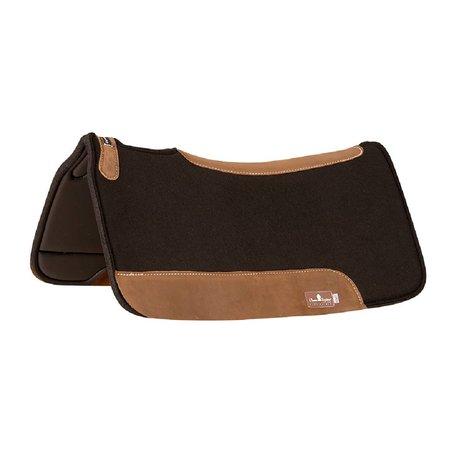 """Classic Equine Contourpedic saddle pad 31X32"""""""