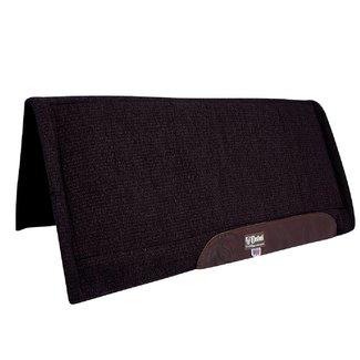 """Cashel Swayback Wool Top 32x34"""" Black"""