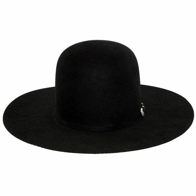 Greeley Hat Classic Hoed Zwart