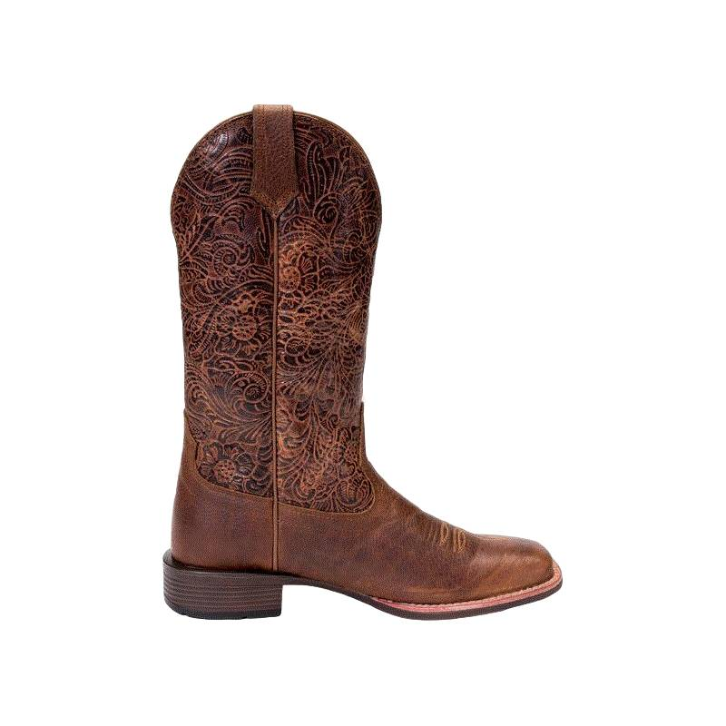 Noble outfitters Dames laars All Around square toe flora