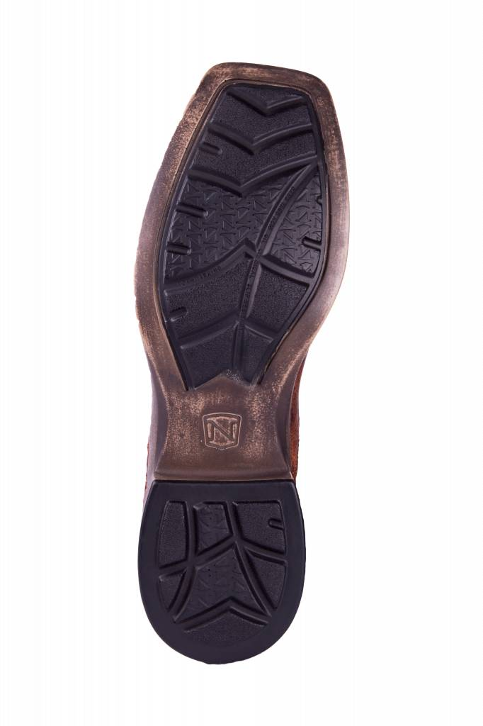 Noble outfitters Womens All Around square toe flora