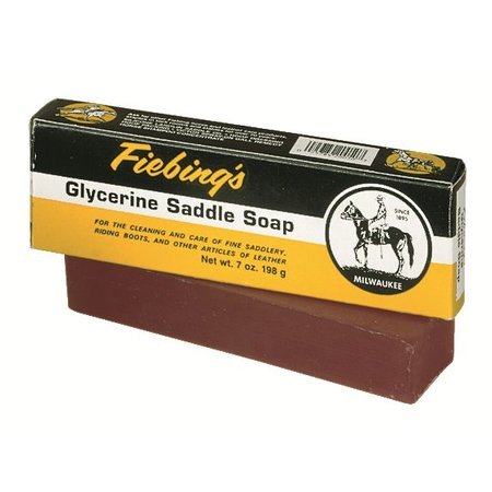 Weaver Leather Glycerine Saddle soap 7 oz. - 198 g