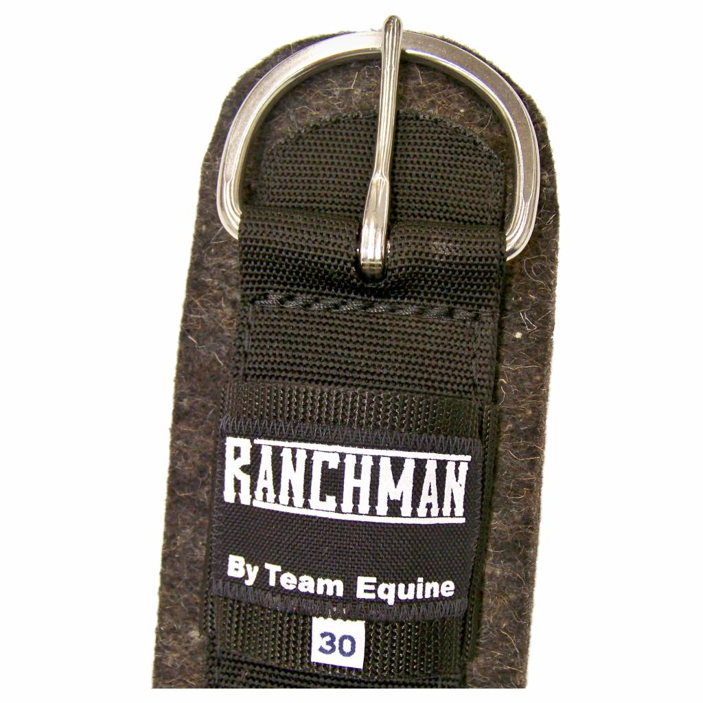 Ranchman Ranchman Wool Felt singel