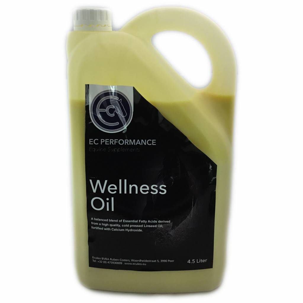 EC Performance Equine Supplements Welness Oil