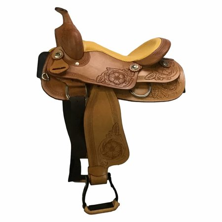 Wild O West Youth saddle 13""