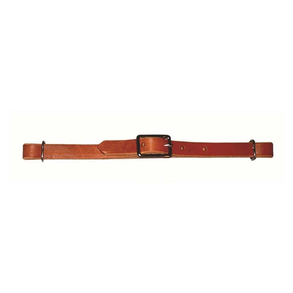 Berlin custom leather Straight Leather Curb