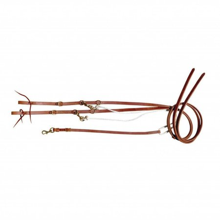 Berlin custom leather German martingale