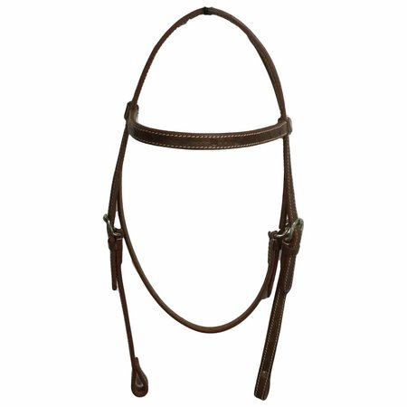 Wild O West Barb wire browband hoofdstel