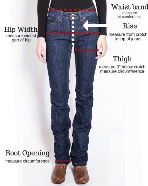 Kimes Ranch Betty Jeans