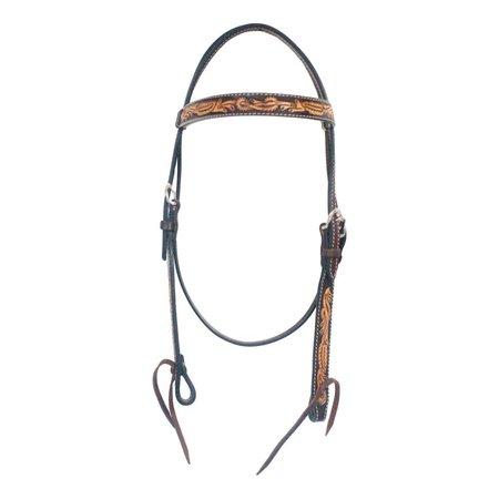 Western Fashion Accessories, Inc. Handbemaltes Kopfstück
