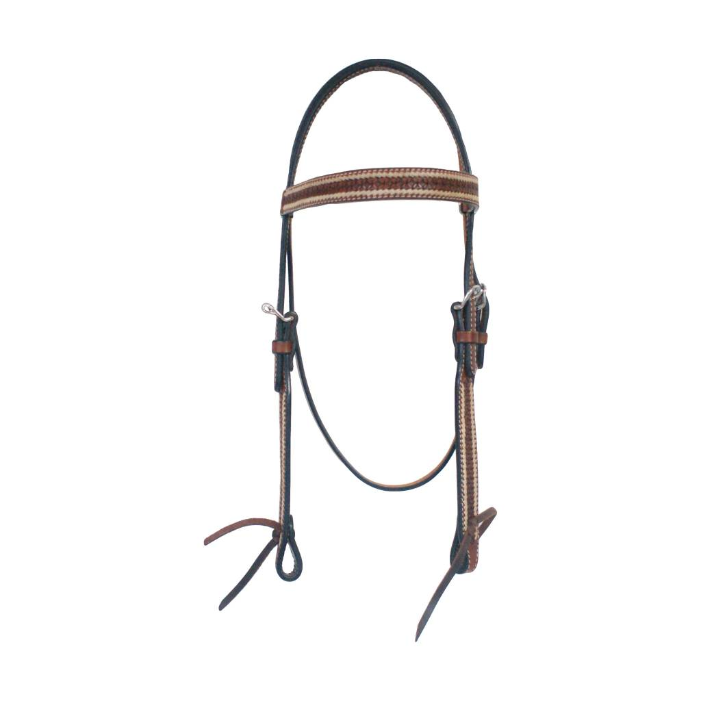Western Fashion Accessories, Inc. Headstall mit Browband