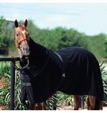 Classic Equine Classic Equine Polar Fleece Cooler Schwarz
