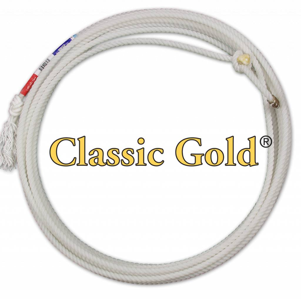 Classic rope Klassisches Gold Rope