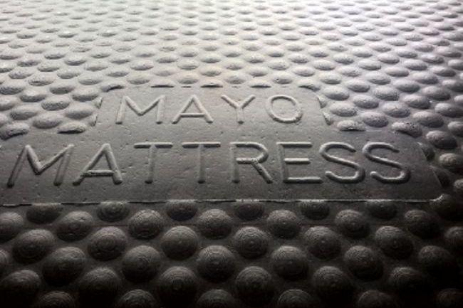 Mayo Pferdematratze