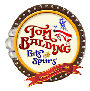 Tom Balding snaflle shank bits western bits