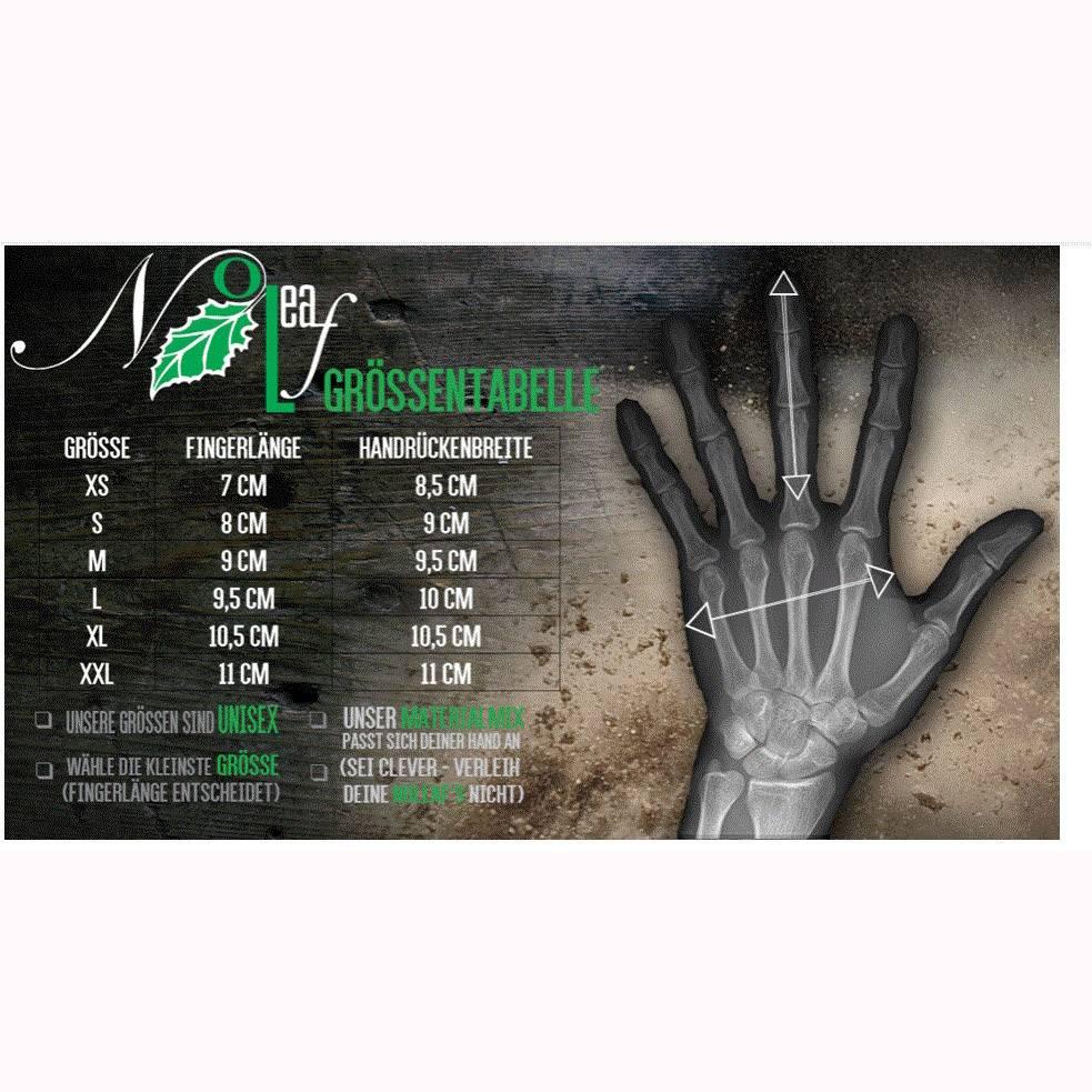NoLeaf Handshuhe Capita 3.0 -Dark