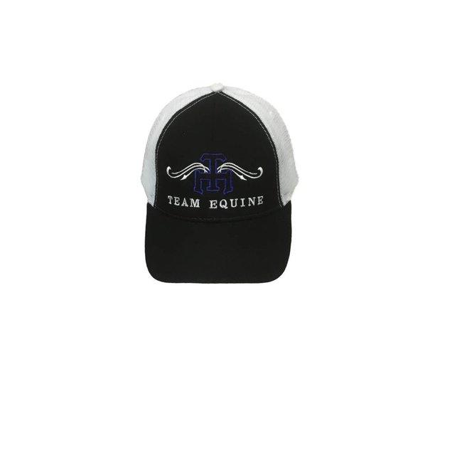 Team Equine Team equine cap logo