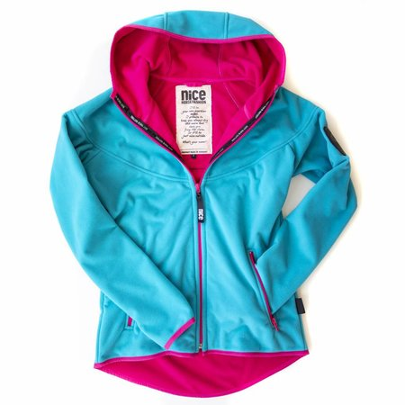 Nice Horse Fashion Nowind pro lightblue jacket