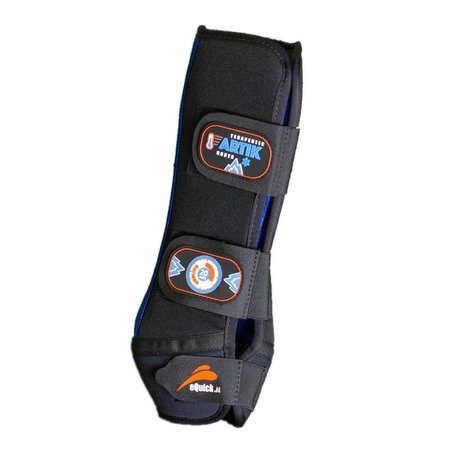 eQuick eArtik cooling boots