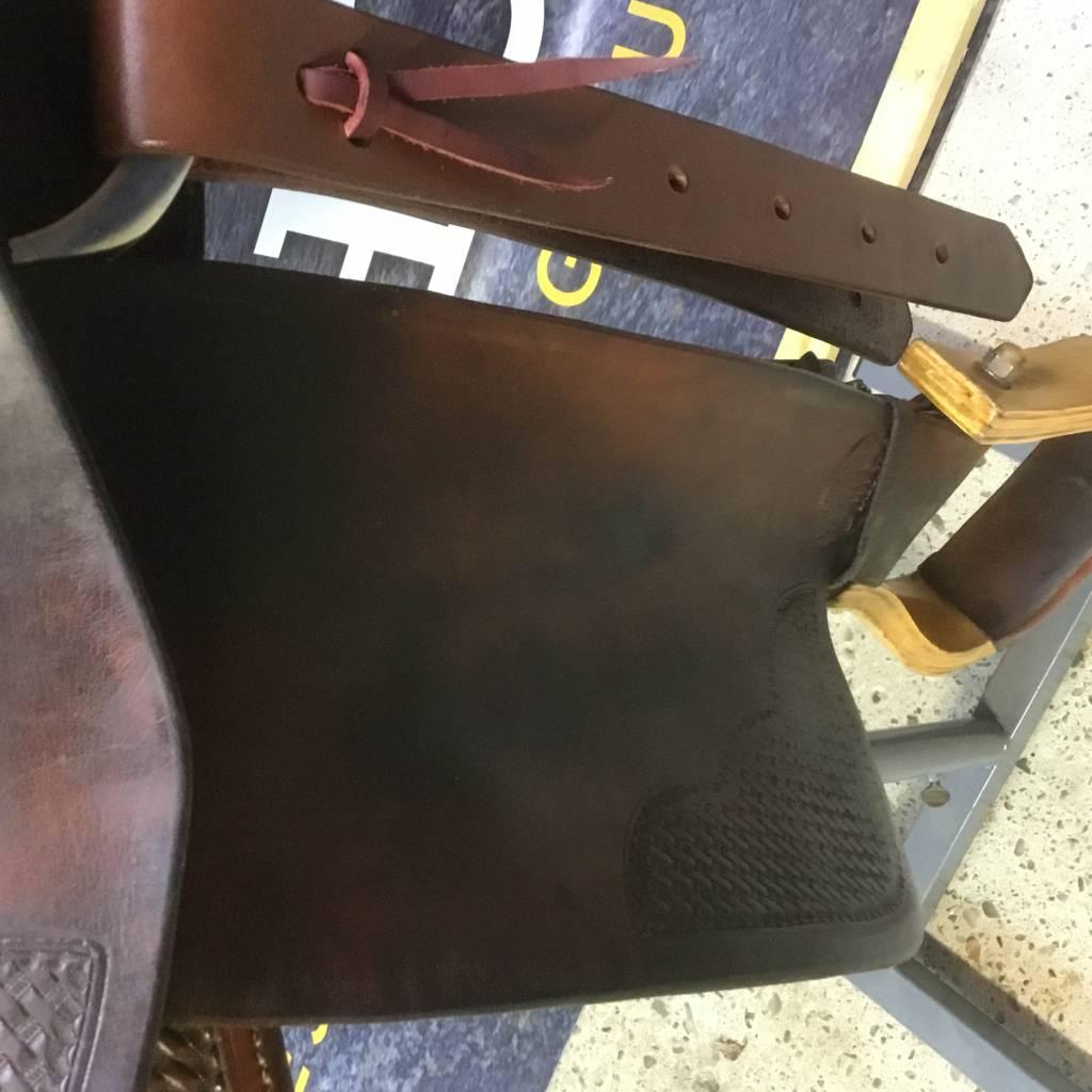 Bobs Custome saddles #Bob's Bob Avila reiner