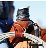 Martins saddlery Rope / Lasso Strap W/Button Knot